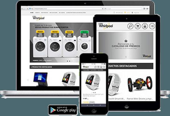 Programa de incentivos a  canales/trade marketing
